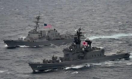 Exercice de simulation d'affrontement Chine-Taïwan pour le Japon
