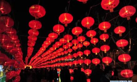 Fête des Lanternes : un moment de prière