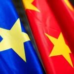 Critiques européennes des initiatives chinoises