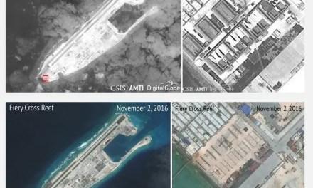 Présence de missile confirmée par l'AMTI