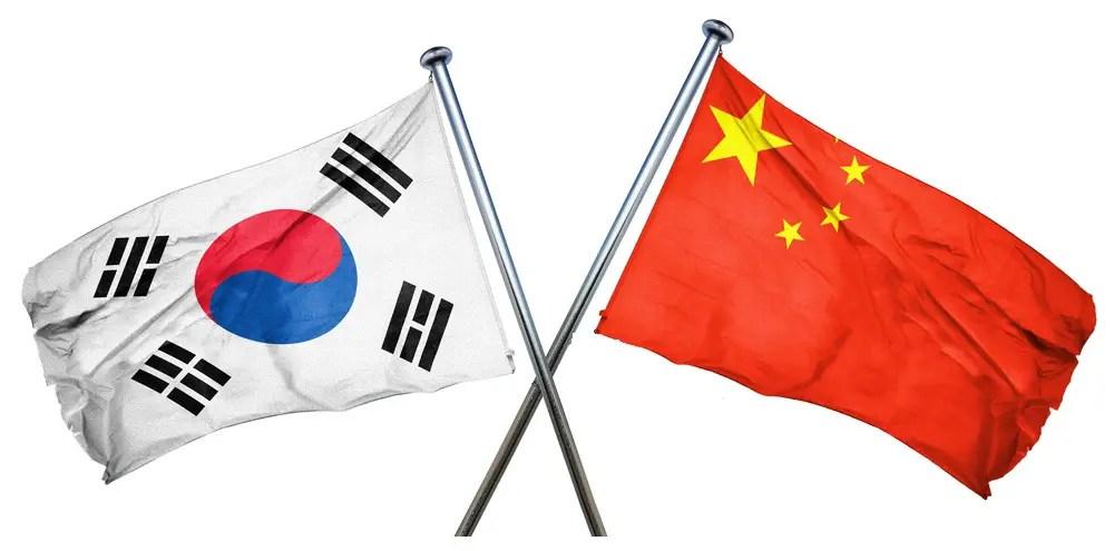 Séoul, Tokyo et Washington exhorte Beijing à cesser ses représailles