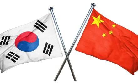 Chine-Corée du sud, le désamour continue