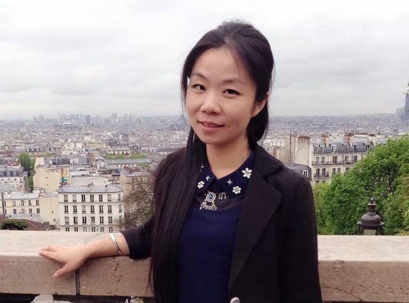 «Je peins par petites touches un peu de ma France et de ma Chine»
