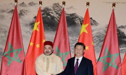 Chinois et Marocains ne se quittent plus