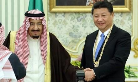 Xi Jinping et le roi d'Arabie saoudite discutent des relations bilatérales