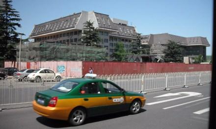 Bye-bye les taxis à essence à Beijing