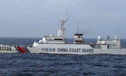 Collision en mer de Chine orientale : 32 disparus