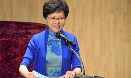 Carrie Lam veut «éliminer» la violence «par l'application de la loi»