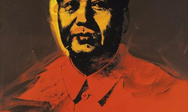 Le portrait de Mao d'Andy Warhol pied de nez à Richard Nixon