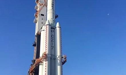 Premier télescope spatial à rayons X lancé