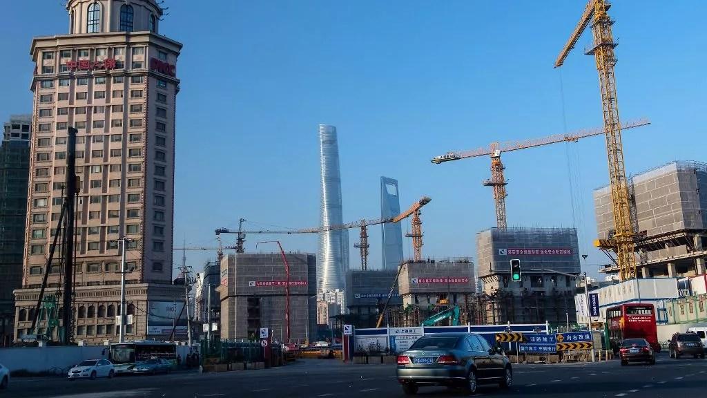 Changement rapide de la Chine vers une économie numérique