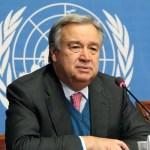 Antonio Guterres refuse le charbon dans le plan de relance de la Chine