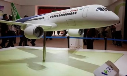 Le C919, premier avion de ligne Made By China