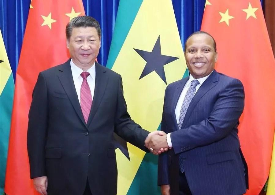 La Chine s'attaque aux projets sociaux à Sao Tomé-et-Principe