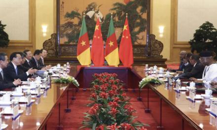 Paul Biya plaide pour plus d'appuis de la Chine au Cameroun