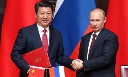 Vers un système d'échanges en monnaies russe et chinoise
