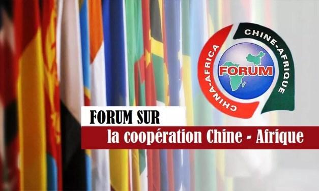 Création du Forum sur la Coopération sino-africaine