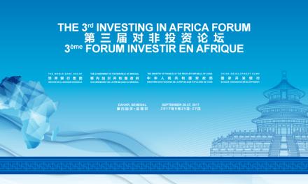 Troisième Forum Investir en Afrique