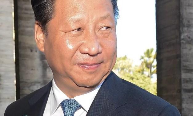 Xi Jinping en visite en Birmanie