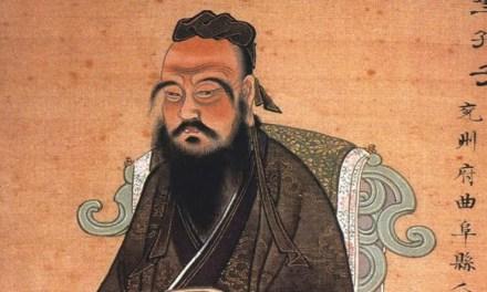 Confucius, maître à penser de la Chine