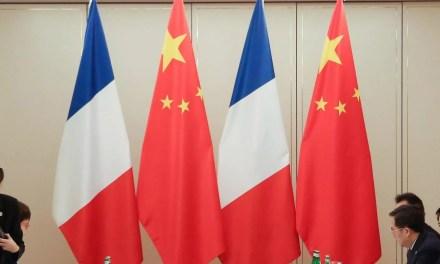La France remercie la Chine pour son aide médicale