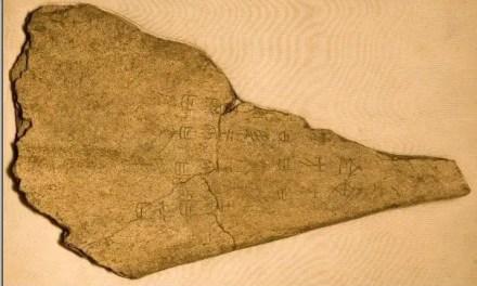 Les inscriptions d'os oraculaires inscrits au registre Mémoire du monde