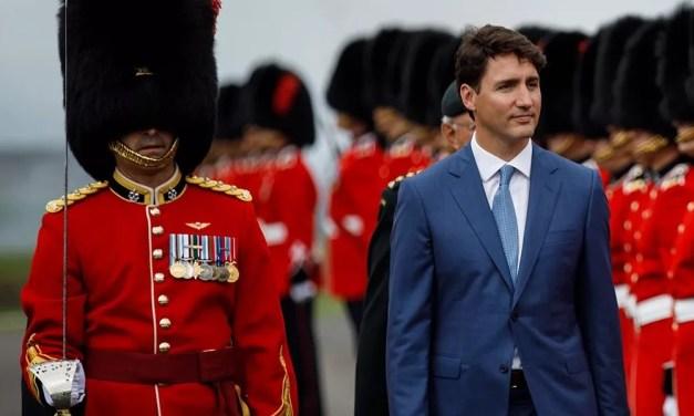 Justin Trudeau ne veut pas de l'accord sino-américain
