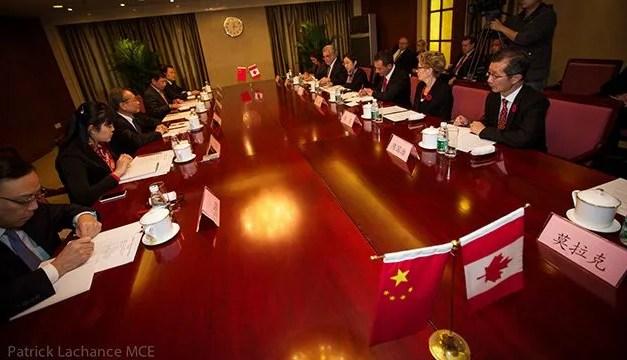 Le Canada appele à la libération des canadiens en Chine