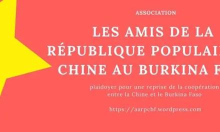 Coopération Chine-Taïwan-Burkin Faso : coopération imposée ou recommandée ?