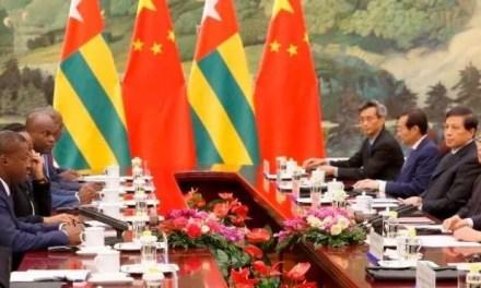 Arrivée du nouvel ambassadeur de Chine au Togo