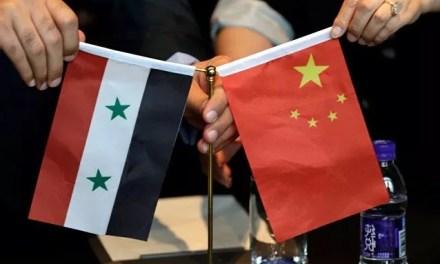 La Chine souhaite s'impliquer davantage en Syrie