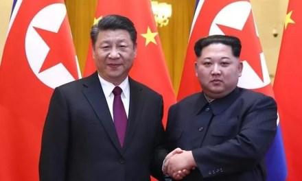 Xi Jinping et Kim Jong-Un célèbrent leur «amitié immortelle»
