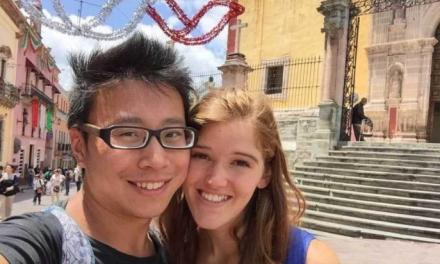 Couple sino-américain : il rencontre l'idylle lors de son tour du monde