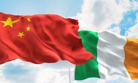 Irlande-Chine : hausse des échanges