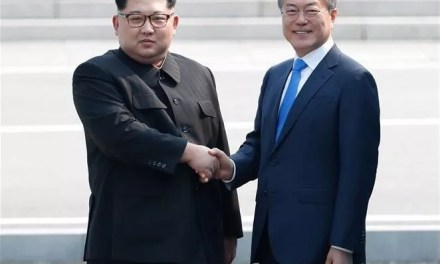 La Chine applaudit la rencontre entre Kim Jung-un et Moon Jae-in