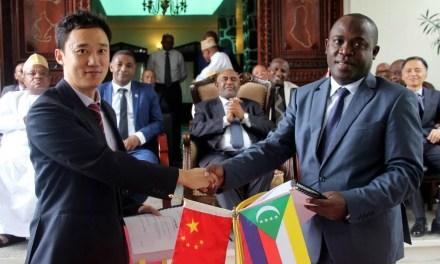 Moroni attend le soutien de Beijing pour l'annexion de Mayotte