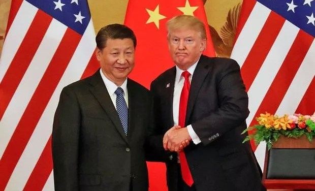 «La Chine respecte les Etats-Unis» pour Donald Trump