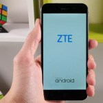 ZTE lance son smartphone de nouvelle génération