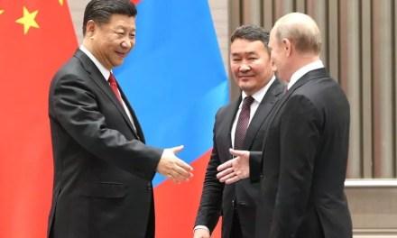 Le rapprochement continue entre la Chine et la Russie