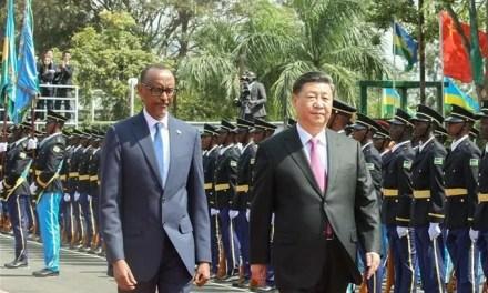 Xi Jinping magnifie l'amitié entre la Chine et le Rwanda