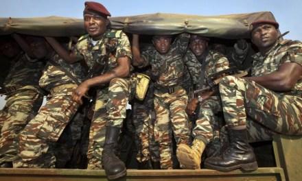 L'armée nigérienne soutenue par la Chine