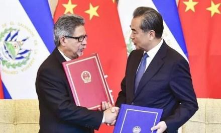 Le Salvador se détourne de Taipei au profit de Beijing