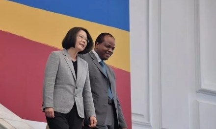 Taipei renforce ses relations avec le Swaziland