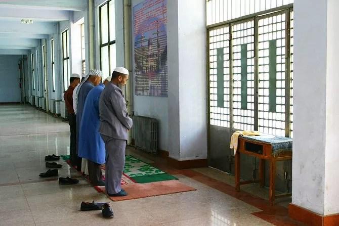 Beijing admet l'existence de camps de détention pour musulmans