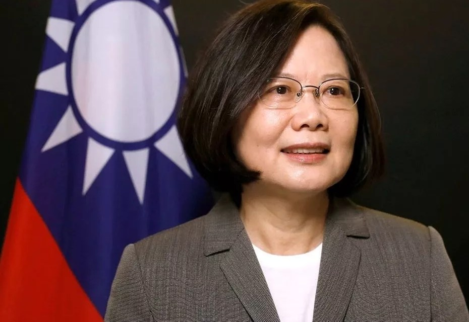 Nouveau tour international pour Tsai Ing-wen
