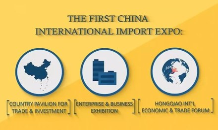 La Foire internationale des importations de Chine, une aubaine internationale