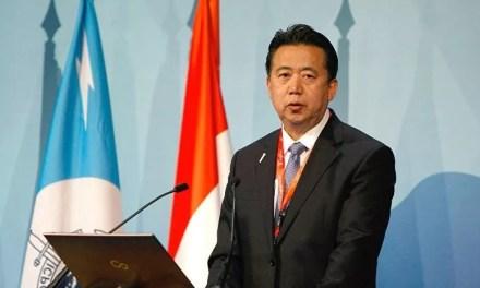 Interpol «doit accepter» la démission de Meng Hongwei