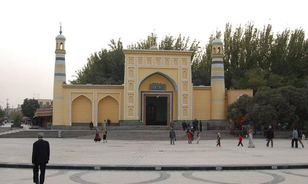 Le Xinjiang attire de plus en plus de touristes