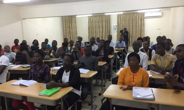 L'institut Confucius d'Abidjan a bientôt 3 ans