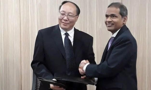 Accord de coopération signé entre Beijing et Port Louis